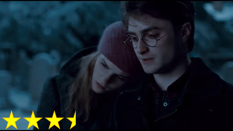 33 Harry Potter and the Deathly Hallows - Part 1