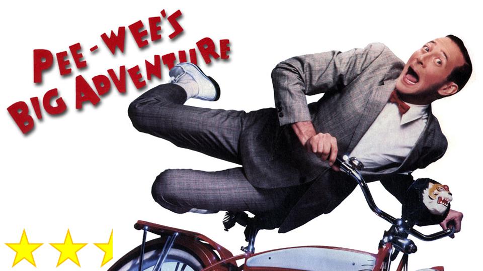 41 Pee-Wee's Big Adventure