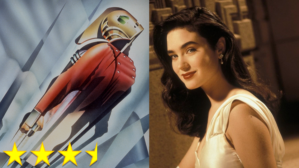 55 The Rocketeer