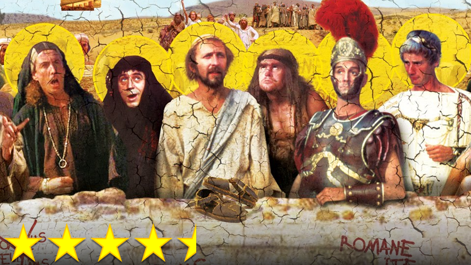 57 Monty Python's Life of Brian