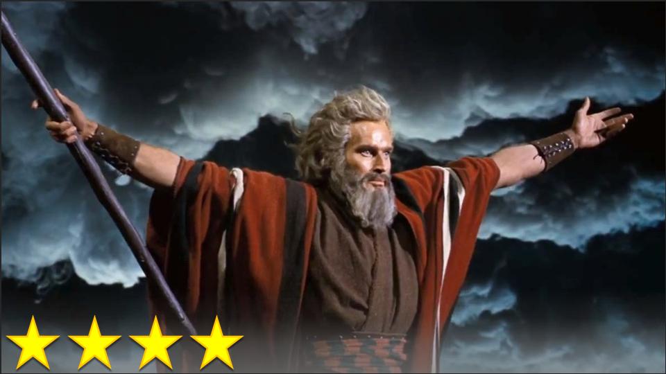 70 The Ten Commandments (1956)