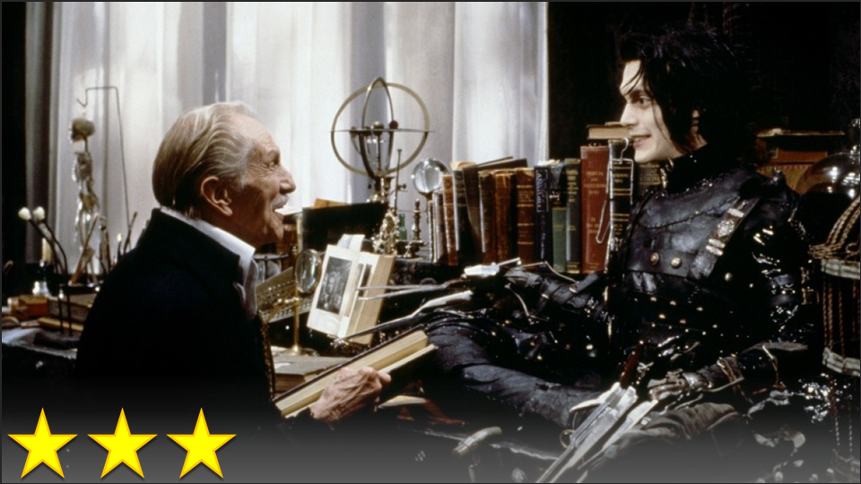 78 Edward Scissorhands