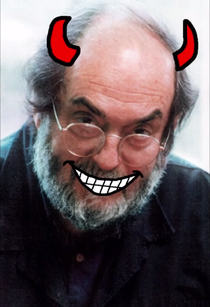 Evil Kubrick Devil