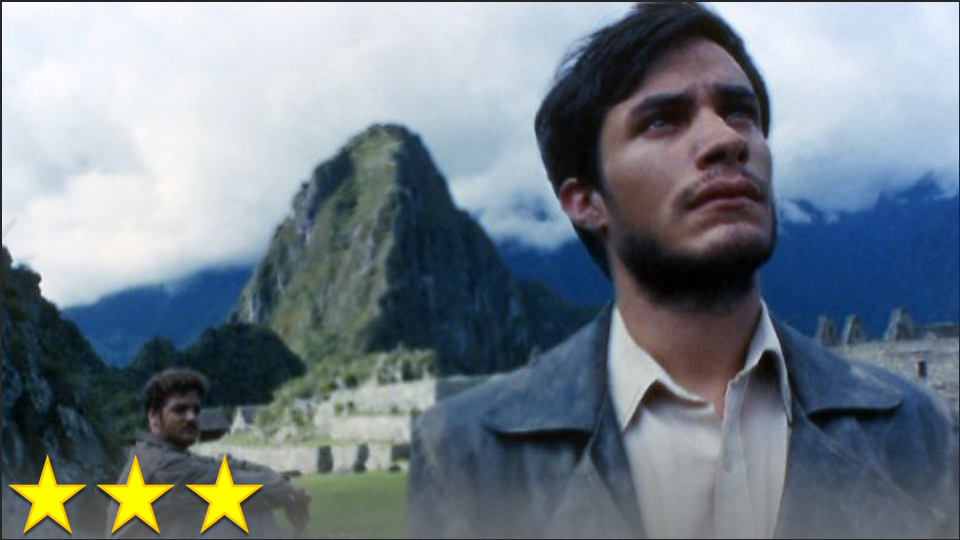 94 The Motorcycle Diaries