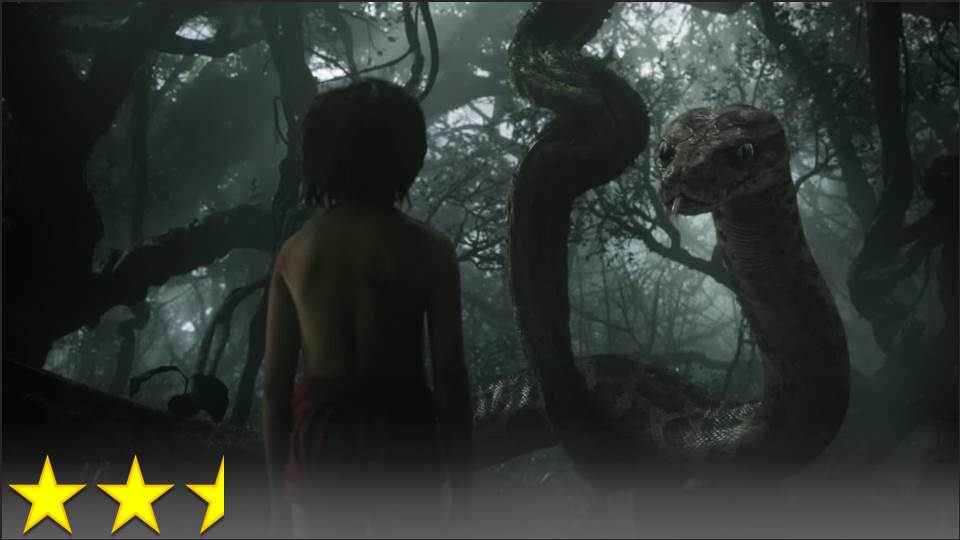 118 The Jungle Book (2016)